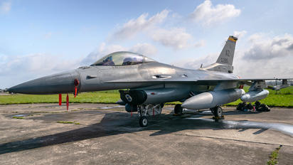 86-0285 - USA - Air Force General Dynamics F-16C Fighting Falcon