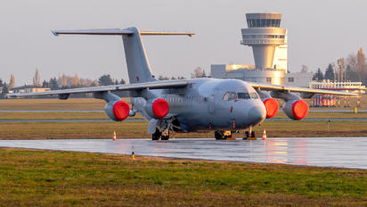 ZE708 - Royal Air Force British Aerospace BAe 146-200/Avro RJ85