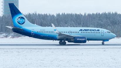 EI-GCV - Alrosa Boeing 737-700