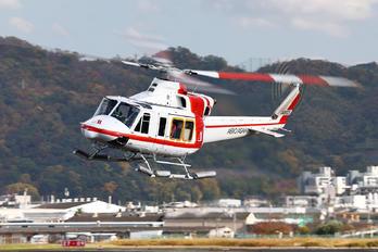 JA6928 - Aero Asahi Bell 412EP