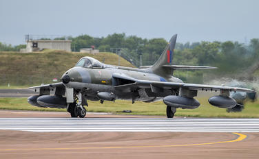 ZZ190 - HHA Hawker Hunter F.58