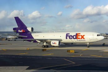 N397FE - FedEx Federal Express McDonnell Douglas DC-10F