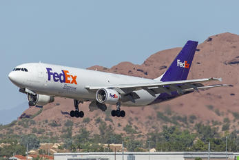 N729FD - FedEx Federal Express Airbus A300F4-605R