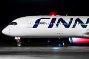 Finnair A350 brought alpine ski teams to Kittila for Alpine Skiing World Cup title=