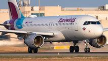 OE-IQC - Eurowings Europe Airbus A320 aircraft