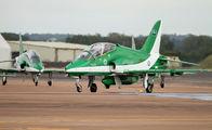 8813 - Saudi Arabia - Air Force: Saudi Hawks British Aerospace Hawk 65 / 65A aircraft