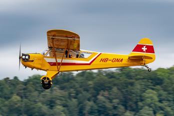 HB-ONA - Private Piper J3 Cub