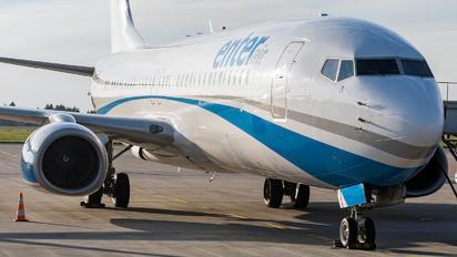 SP-ENT - Enter Air Boeing 737-800