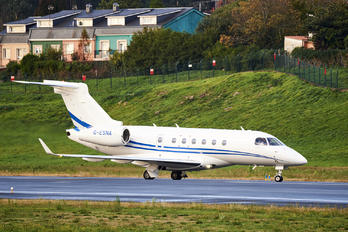 G-ESNA - Air Charter Scotland Embraer EMB-550 Legacy 500