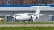 G-JOTD - Jota Aviation British Aerospace BAe 146-300/Avro RJ100 aircraft