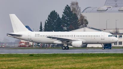 ES-SAQ - SmartLynx Estonia Airbus A320