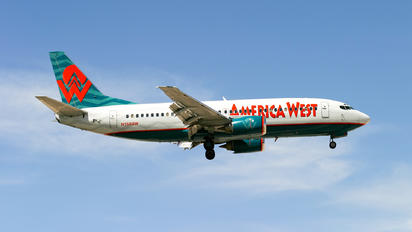 N156AW - America West Airlines Boeing 737-300