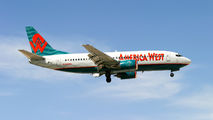 N156AW - America West Airlines Boeing 737-300 aircraft