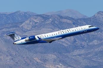 N793SK - United Express - SkyWest Embraer ERJ-175 (170-200)