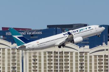C-GWWJ - WestJet Airlines Boeing 737-800