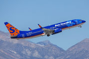N804SY - Sun Country Airlines Boeing 737-800 aircraft