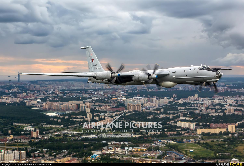 Russia - Navy RF-34097 aircraft at Saint-Petersburg