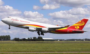 B-1340 - Suparna Airlines Boeing 747-400F, ERF
