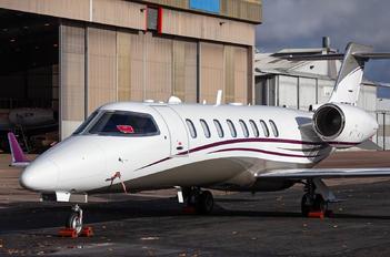 G-ZENJ - Zenith Aviation Limited Bombardier Learjet 75 (LJ75)