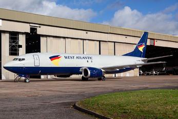 G-JMCH - West Atlantic Boeing 737-400
