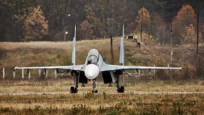 RF-81872 - Russia - Air Force Sukhoi Su-30SM