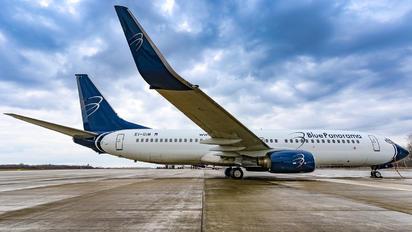 EI-GIM - Blue Panorama Airlines Boeing 737-800
