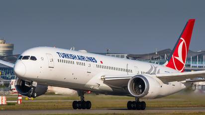 TC-LLI - Turkish Airlines Boeing 787-9 Dreamliner