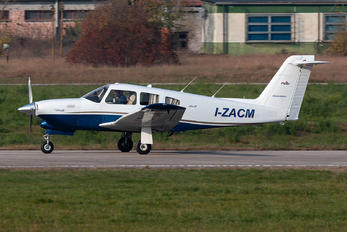 I-ZACM - Private Piper PA-28R Arrow /  RT Turbo Arrow