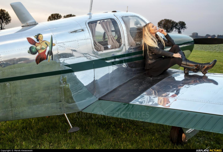 - Aviation Glamour N5159C aircraft at Konstancin-Jeziorna