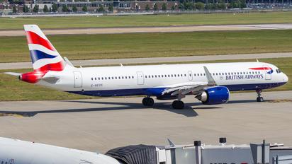 G-NEOS - British Airways Airbus A321 NEO