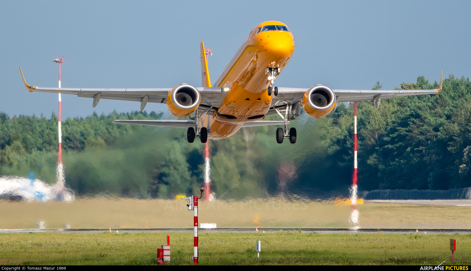 LOT - Polish Airlines SP-LNO aircraft at Katowice - Pyrzowice