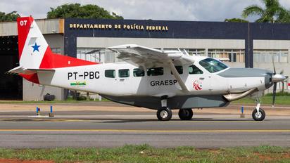 PT-PBC - Brazil - Government Cessna 208 Caravan
