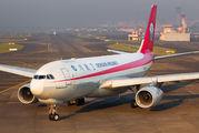 B-308Q - Sichuan Airlines  Airbus A330-200F aircraft