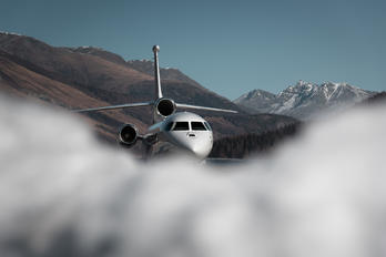 OY-DBS - Air Alsie Dassault Falcon 8X