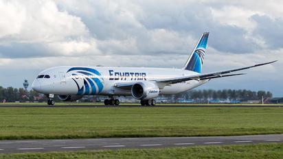 SU-GEW - Egyptair Boeing 787-9 Dreamliner