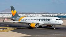 D-AICK - Condor Airbus A320 aircraft