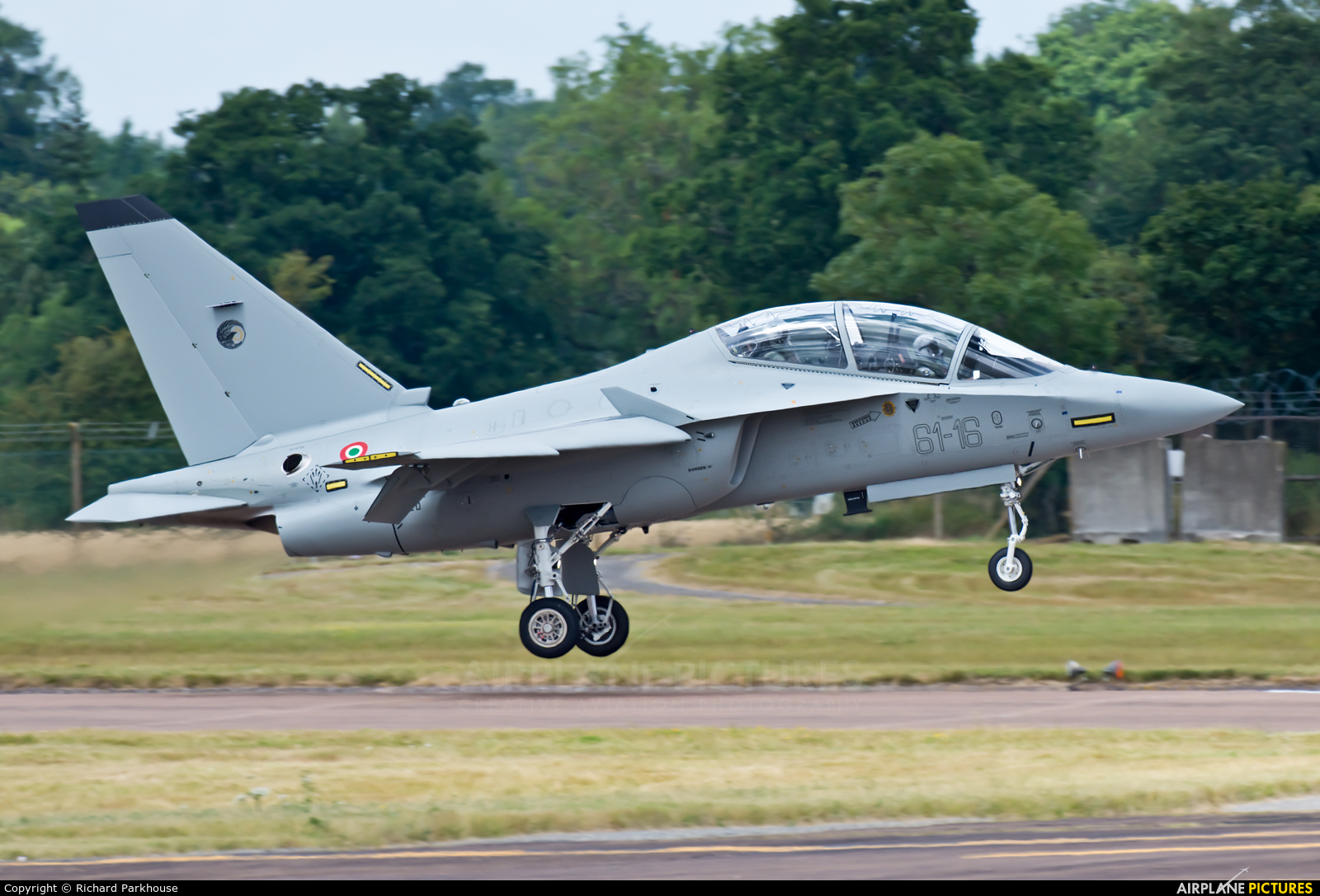 Italy - Air Force MM55220 aircraft at Fairford