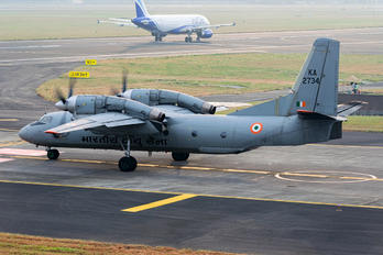 KA-2734 - India - Air Force Antonov An-32 (all models)