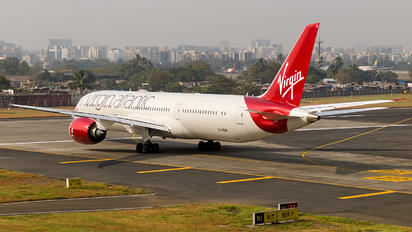 G-VDIA - Virgin Atlantic Boeing 787-9 Dreamliner