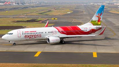 VT-GHI - Air India Express Boeing 737-800