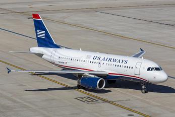 N836UW - US Airways Airbus A319