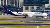 OO-SFX - Brussels Airlines Airbus A330-300 aircraft