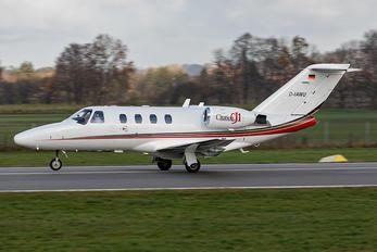 D-IAWU - Sylt Air Cessna 525 CitationJet