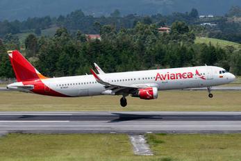 N746AV - Avianca Airbus A321