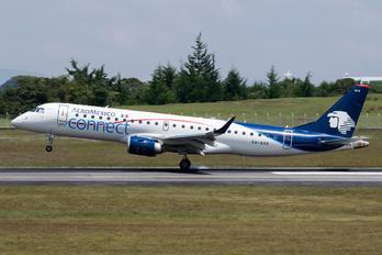 XA-GAK - Aeromexico Connect Embraer ERJ-190 (190-100)