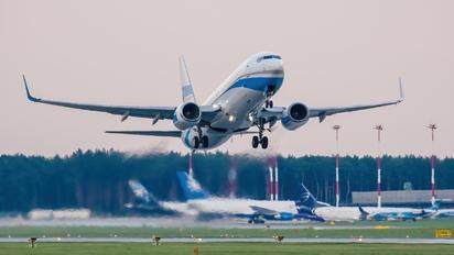 SP-ESC - Enter Air Boeing 737-8AS