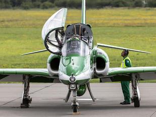 8806 - Saudi Arabia - Air Force: Saudi Hawks British Aerospace Hawk 65 / 65A