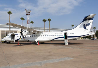 EP-ITG - Iran Air ATR 72 (all models)