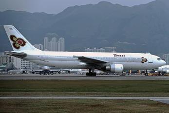 HS-TAH - Thai Airways Airbus A300