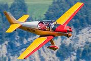 HB-TBX - Private Uetz U4M aircraft